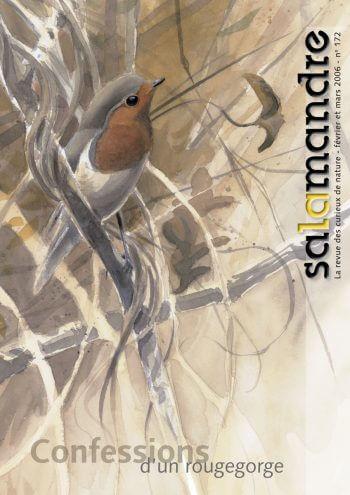 Couverture de La Salamandre n°172