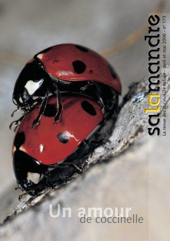 Couverture de La Salamandre n°173