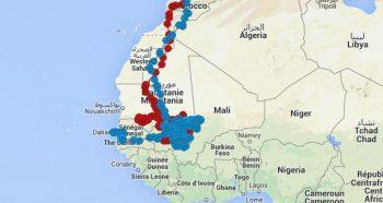 Cap sur le Sénégal pour Salam et Milou