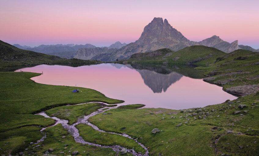 Lacs d'Ayous, au pays des ours
