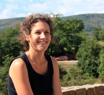Esther Emmanuelli spécialiste des hippocampes