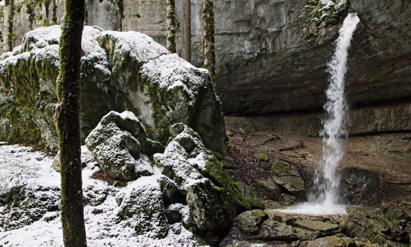 Doubs murmure d'une rivière