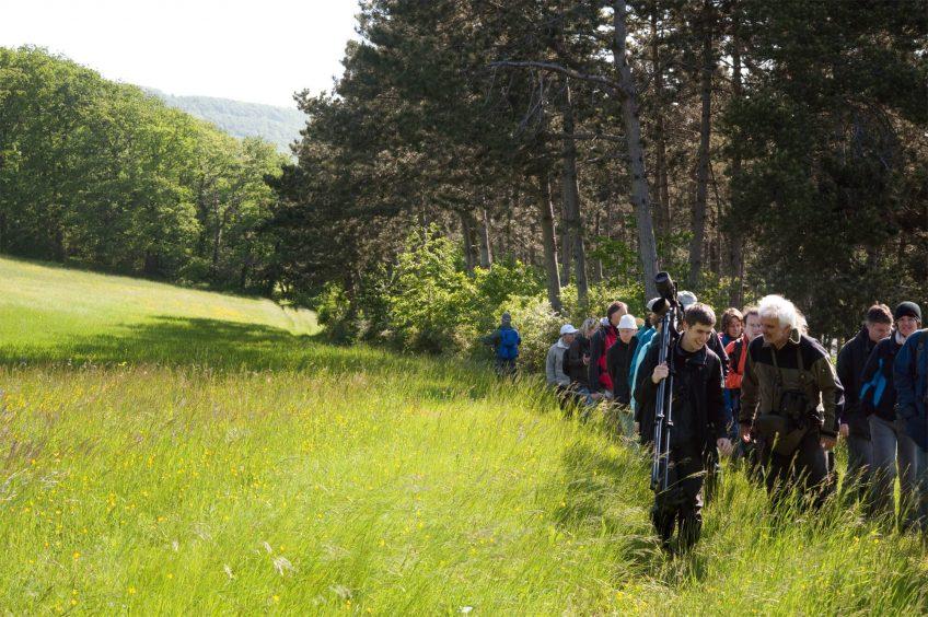 C'est la fête de la nature en Suisse du 23 au 25 mai 2014