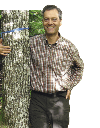 Escapade en forêt au-dessus de Neuchâtel