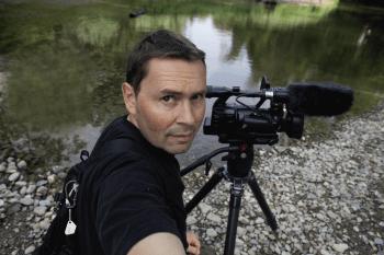 Coulisses du Roi pêcheur avec son réalisateur Vincent Chabloz