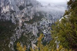 23 juin 2012 - Le photographe Christophe Sidamon-Pesson a reçu La Salamandre au pied d'une falaise secrète quelque part dans les Alpes françaises. / © Christophe Sidamon-Pesson