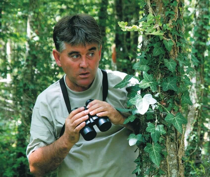 Le livre fétiche du cinéaste animalier Daniel Auclair