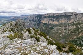 Grand canyon du Verdon, Haute-Provence, France  / © David Allemand
