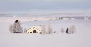 La Brévine est connue pour ses hivers très rigoureux.