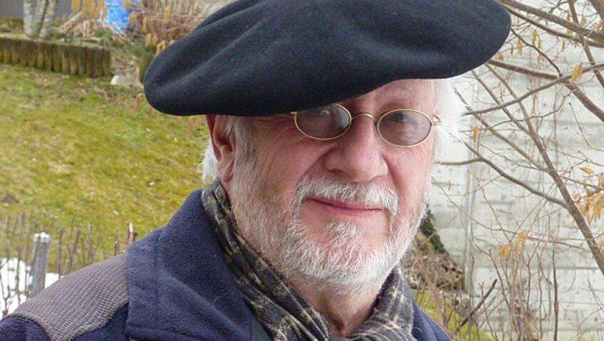 Le livre fétiche de Marcel S. Jacquat