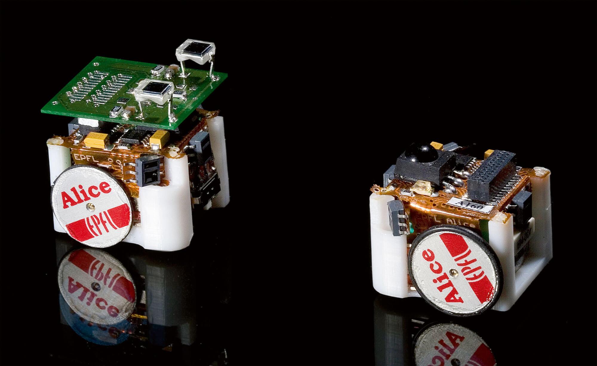 Photo de robots-fourmis