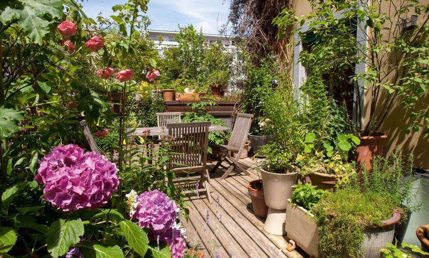 Offrez-vous un balcon nature