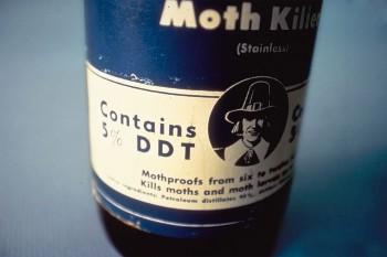 Bouteille de DDT
