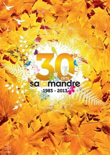 Couverture de La Salamandre n°218