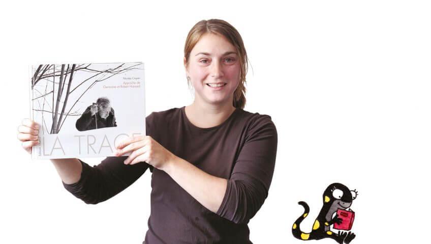 Le livre fétiche d'Emilie Vanvolsem