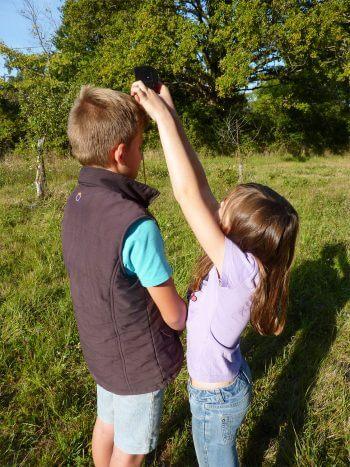 Comment mesurer un arbre avec un mètre et son ombre ?