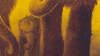 Les jeunes mammouths étaient probablement sevrés à l'âge de trois ans. Sept à dix ans plus tard, ils avaient doublé leur taille de naissance et multiplié leur poids par 15. C'est à ce moment que les mâles étaient chassés du clan familial.