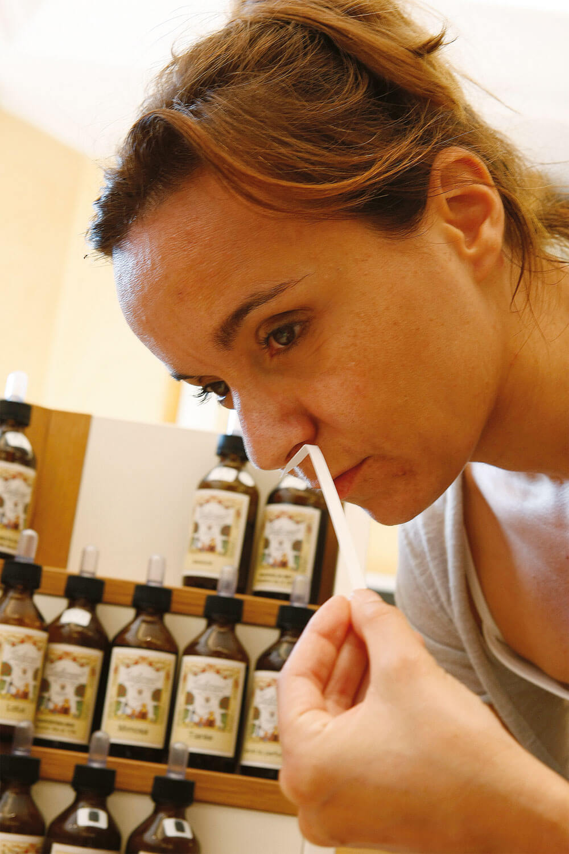 Rencontre avec une créatrice de parfums