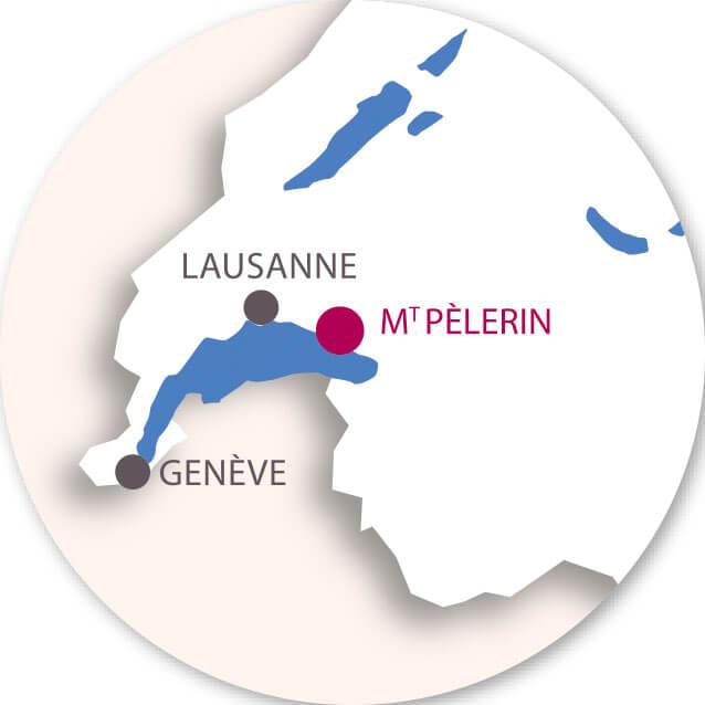 Balade au Mont-Pèlerin aux côtés des milans