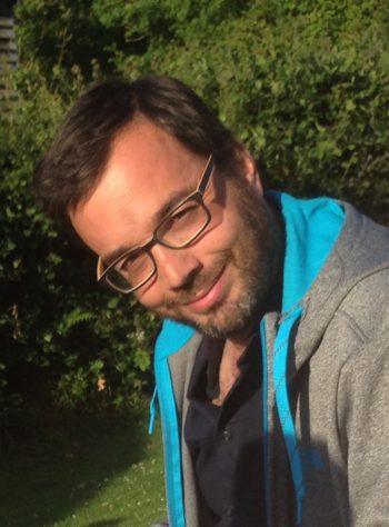 Jérôme Pellet biologiste spécialiste des grenouilles et autres amphibiens en Suisse romande