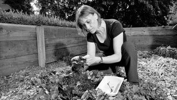Claire Le Bayon, maître d'enseignement et de recherche au Laboratoire d'écologie fonctionnelle à l'Université de Neuchâtel.
