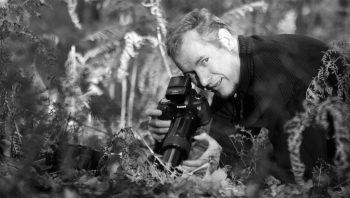 Philippe Lebeaux, photographe lyonnais spécialiste de la faune du sol.