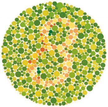 Diagnostic de daltonisme