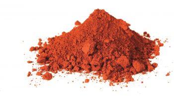Ocre pigment