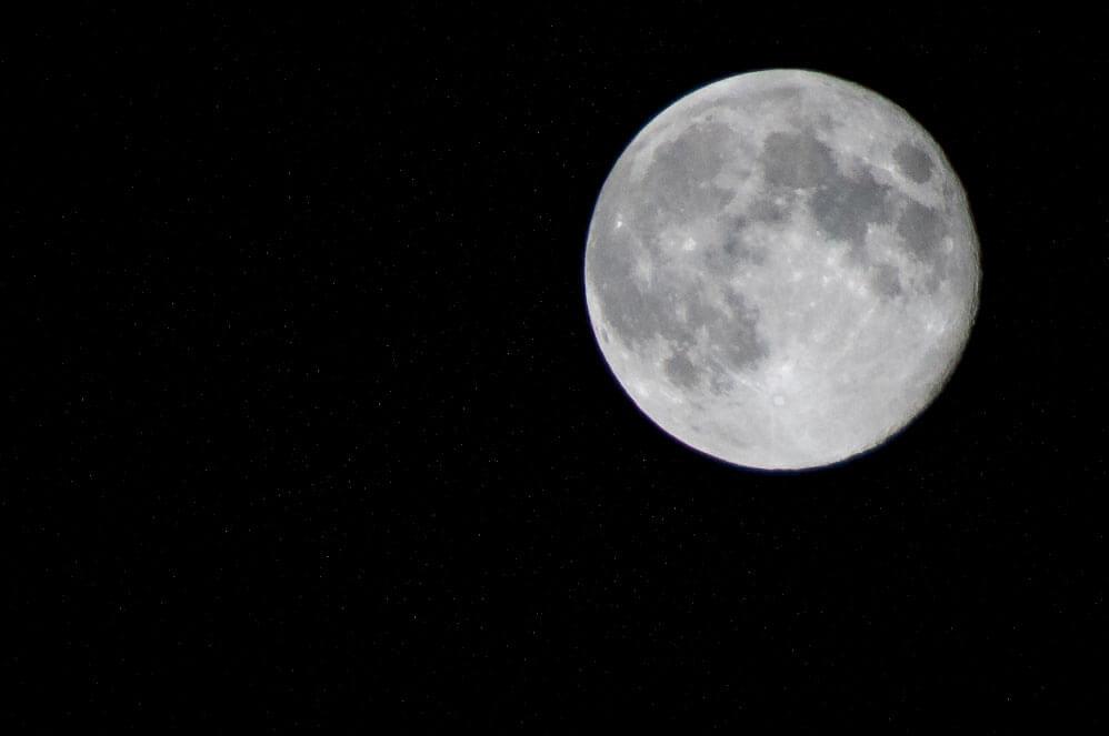 lune nuit