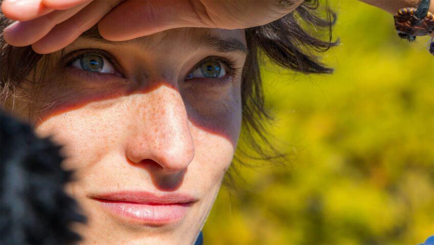 Marie Amiguet portrait