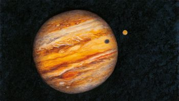 La géante Jupiter