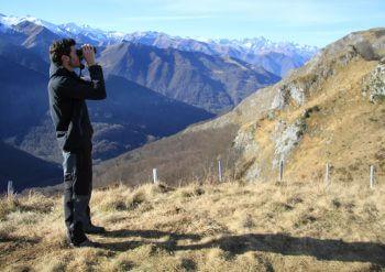 Le retour du bouquetin dans les Pyrénées ariégeoises