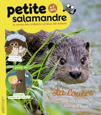 Couverture de La Petite Salamandre n°10