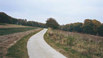 Le sentier le jeudi 11 octobre.