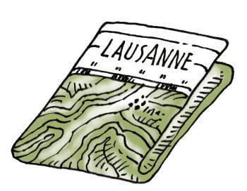 Bien préparer mon premier affût à chevreuil - La Salamandre dessin carte