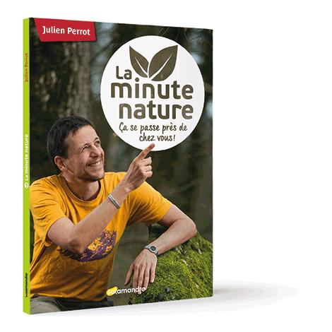 livre minute nature