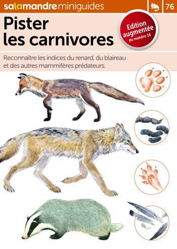 Miniguide 76 : Pister les carnivores