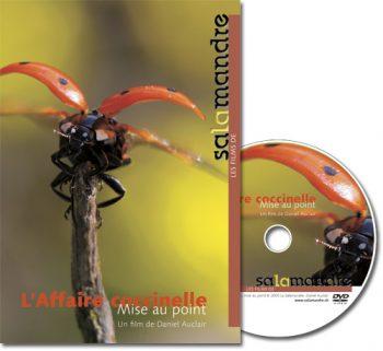 Livre et CD - L'affaire coccinelle