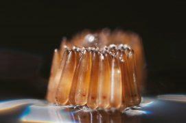 3 - Les larves positionnées tête en bas dans l'œuf éclosent après un à deux jours. / © Gilbert Hayoz
