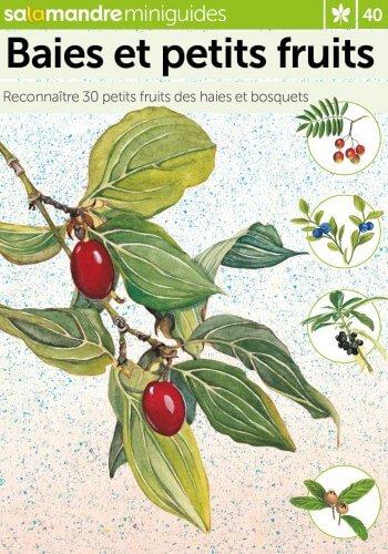 Miniguide 40 : Baies et petits fruits