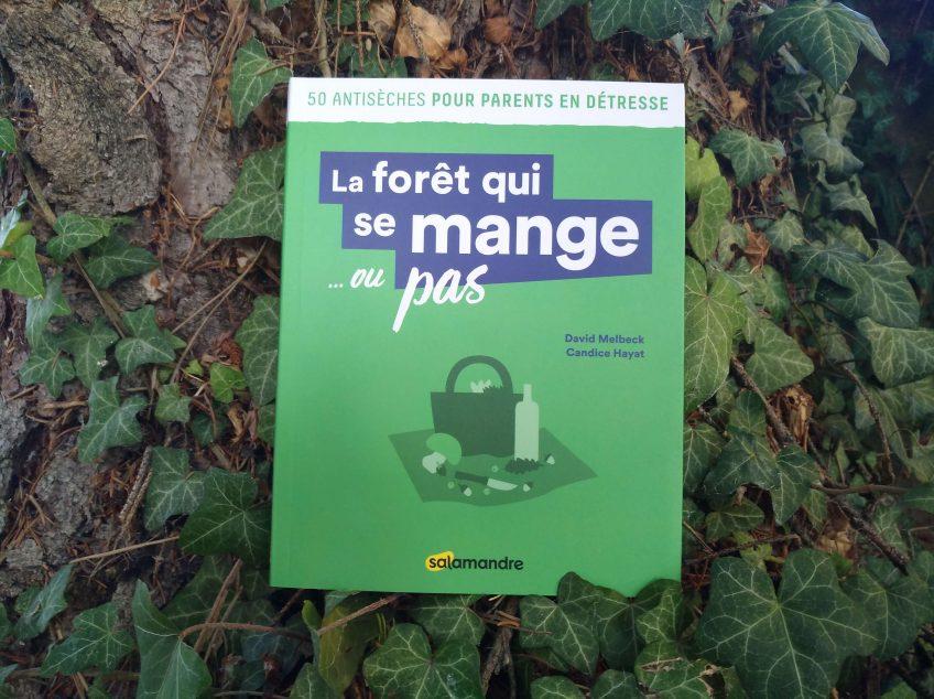 La forêt qui se mange champignons