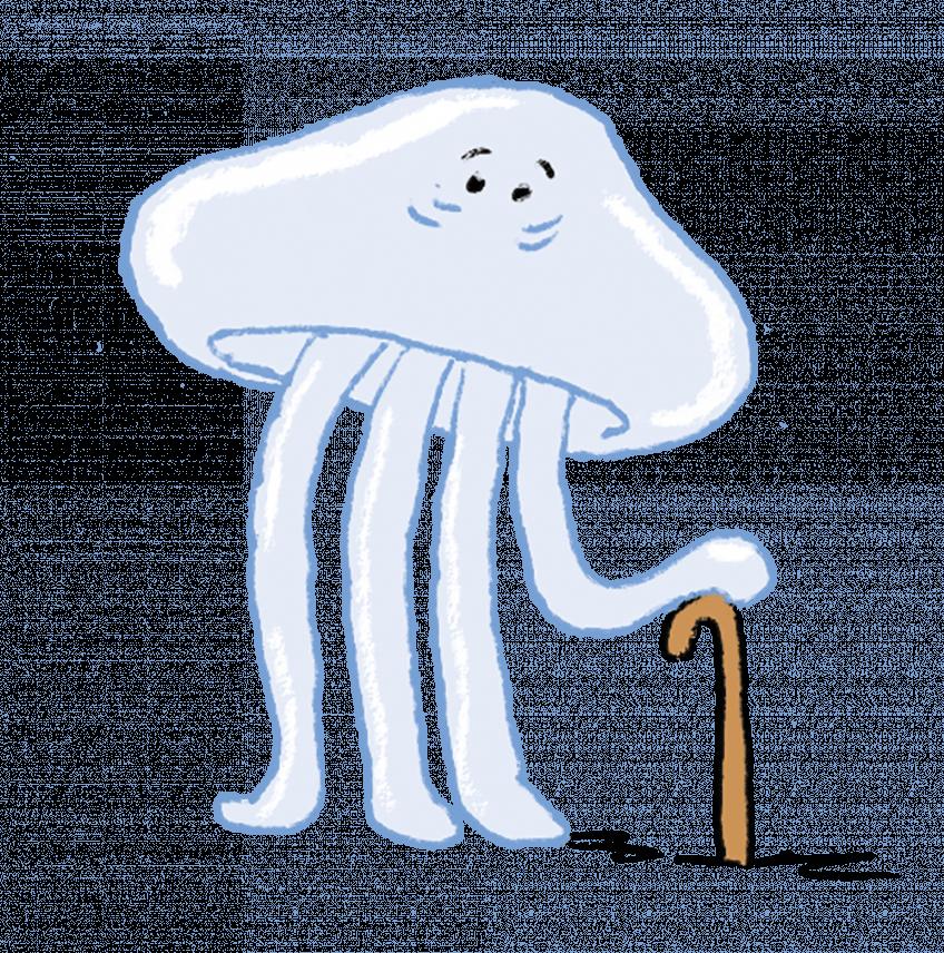 Mamie méduse