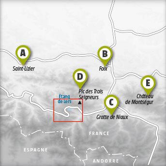 Balade en Ariège - La Salamandre