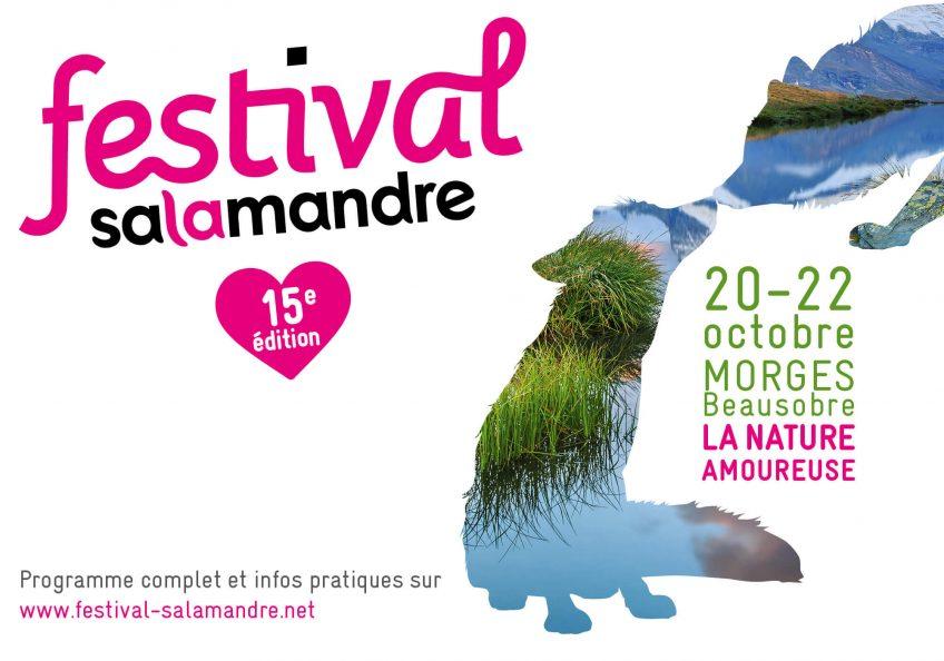 Le Festival Salamandre 2017 - La nature amoureuse