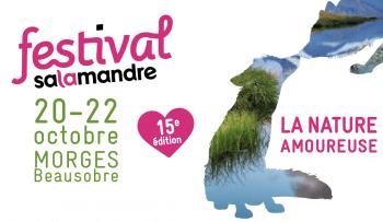 Visite guidée du Festival Salamandre - La Salamandre