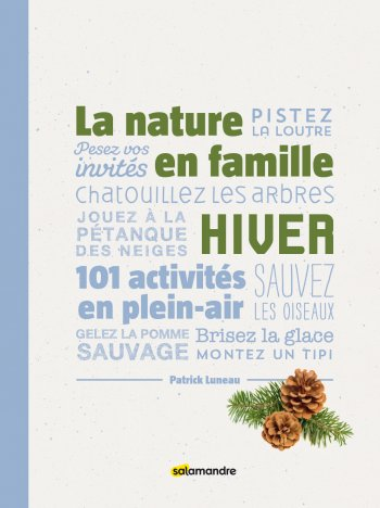 La nature en famille en hiver
