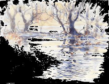 Le pêcheur  et le bûcheron - #1