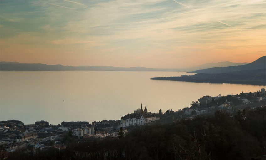 Neuchâtel, balade à travers la ville, le lac et la forêt