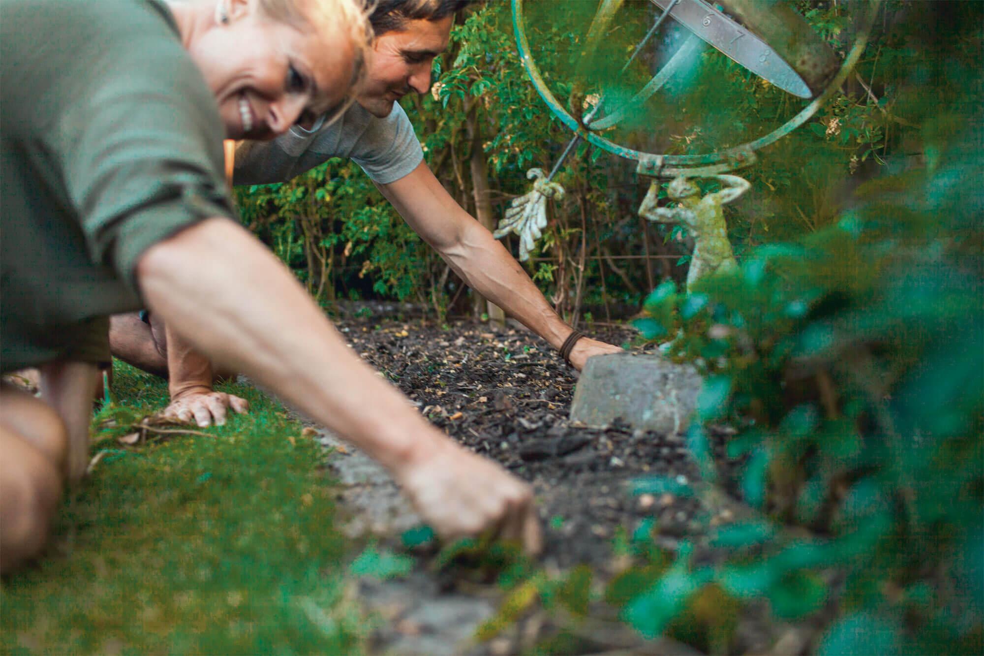 Jardin : Garden Party - La Salamandre