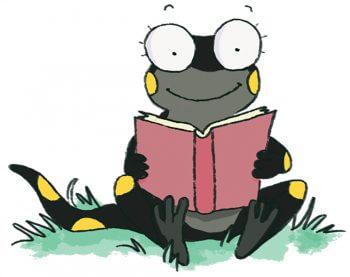 Sam lit un livre
